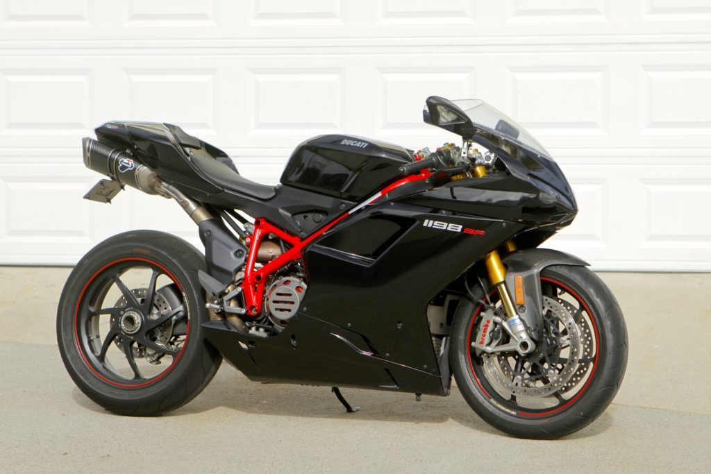 ducati 1198 sp motorcycles for sale in california