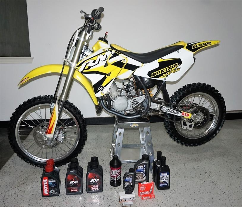 suzuki rm85 motorcycles for sale in houston texas. Black Bedroom Furniture Sets. Home Design Ideas