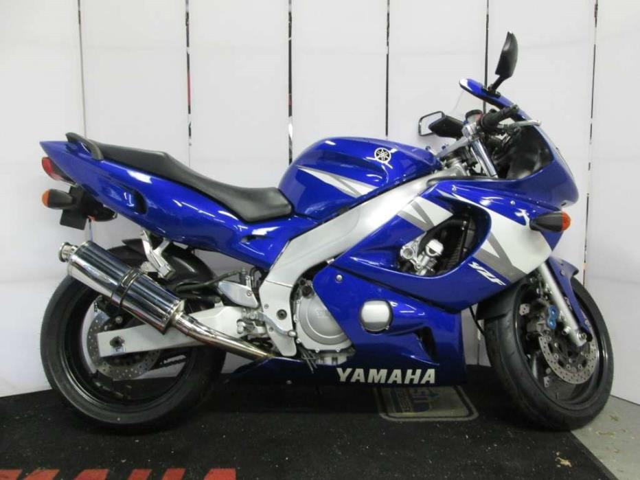 Yamaha Motor Corp Usa Yzf600r Motorcycles For Sale