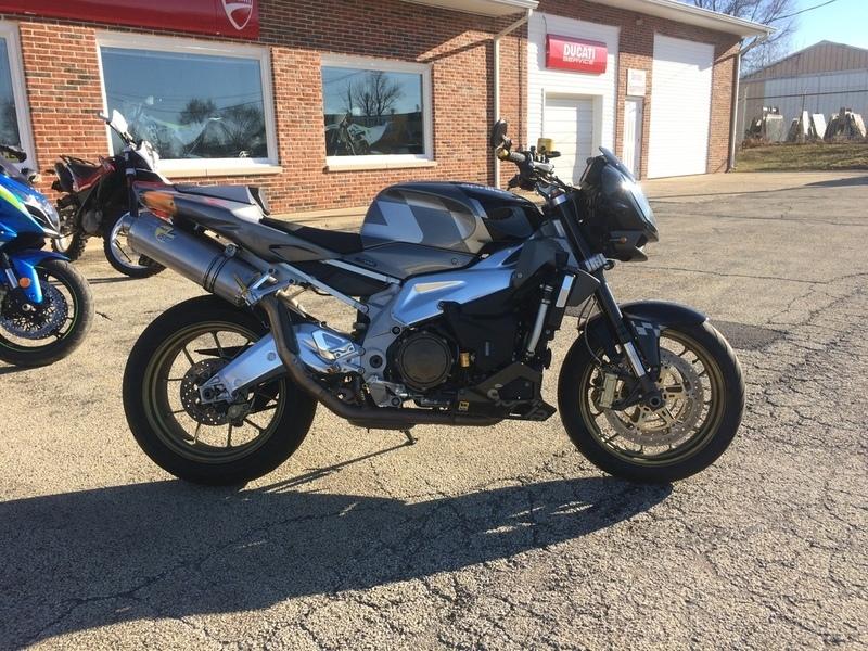 Aprilia Tuono 1000r motorcycles for sale in Illinois