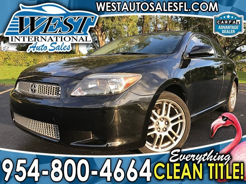 2007 Scion tC 3d Hatchback Auto