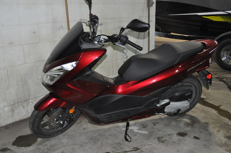 honda pcx 150 motorcycles for sale in rochester minnesota. Black Bedroom Furniture Sets. Home Design Ideas