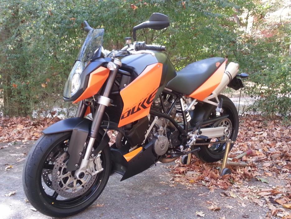 ktm 990 motorcycles for sale in alabama. Black Bedroom Furniture Sets. Home Design Ideas