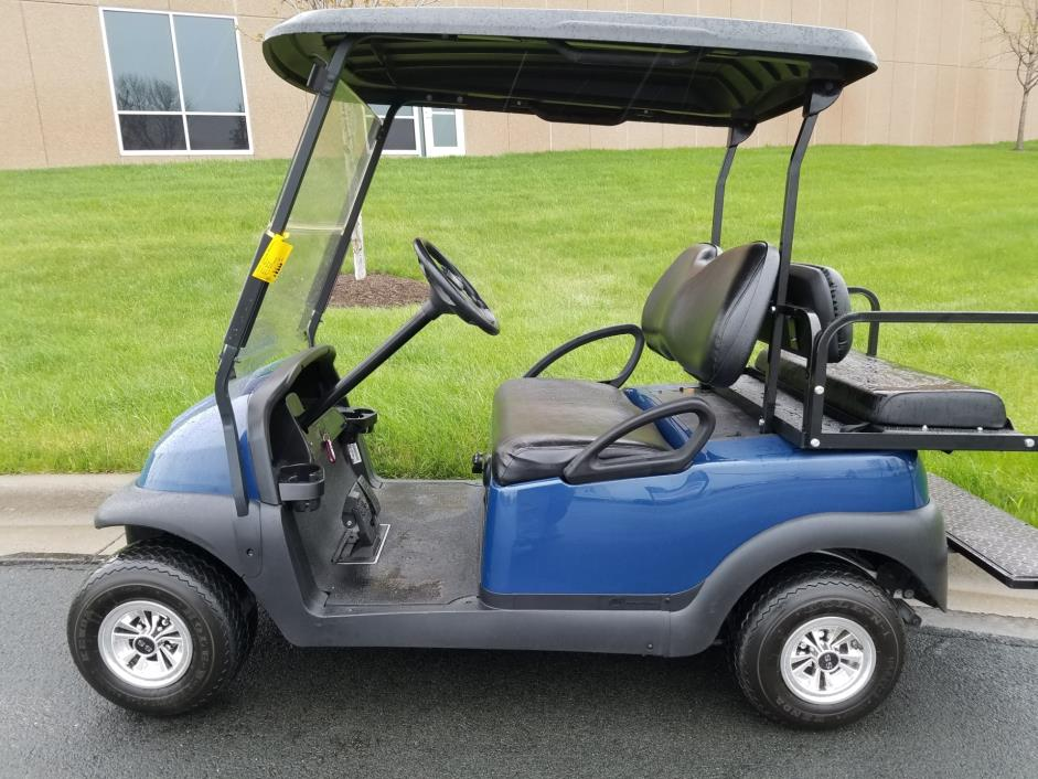 2012 Club Car Precedent i2 Gas
