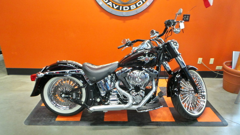 Harley Davidson Softail For Sale Minnesota >> 21 Fat Daddy Wheel Motorcycles for sale