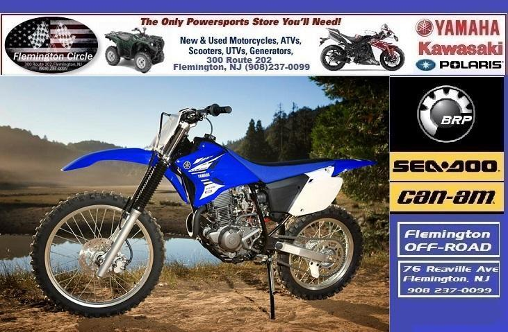 Yamaha Ttr230 Motorcycles For Sale