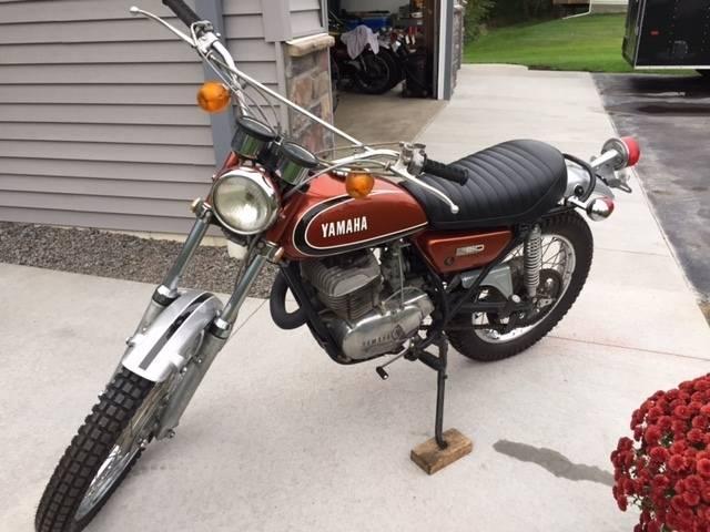 1973 Yamaha 360
