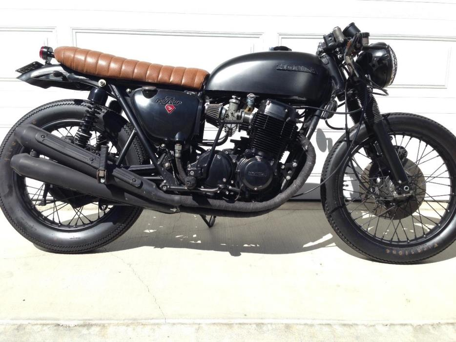 1972 Honda Cb750 Motorcycles For Sale