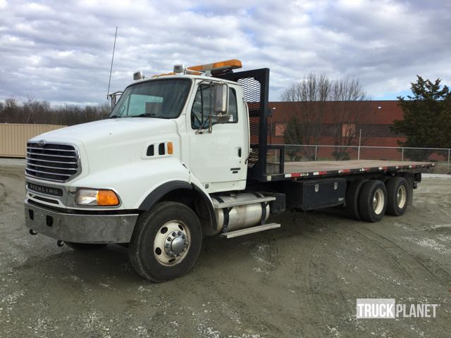2007 Sterling Lt9500  Wrecker Tow Truck