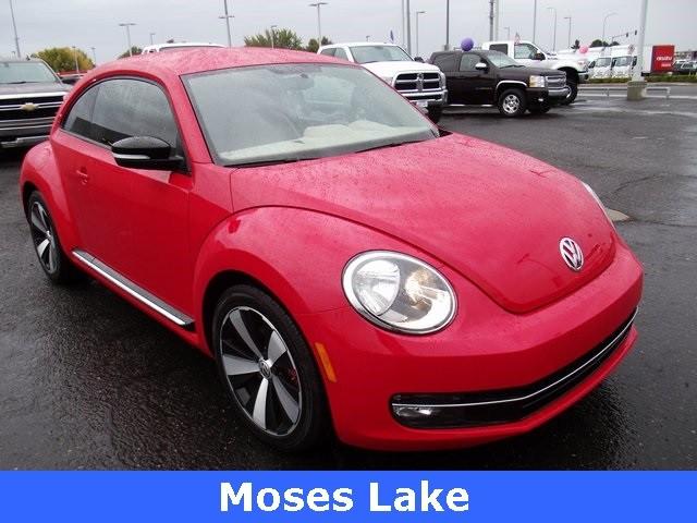 2013 Volkswagen Beetle 2.0 TSi