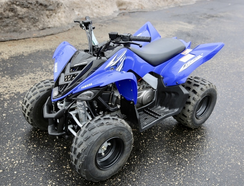 2009 yamaha raptor 90 motorcycles for sale