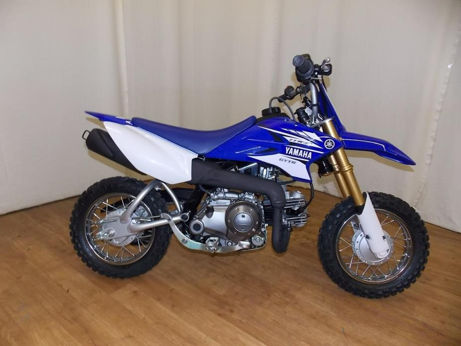 yamaha ttr50eh motorcycles for sale in minnesota