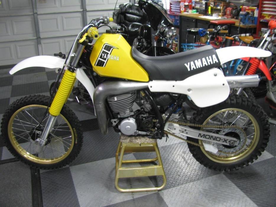 1983 Yamaha YZ