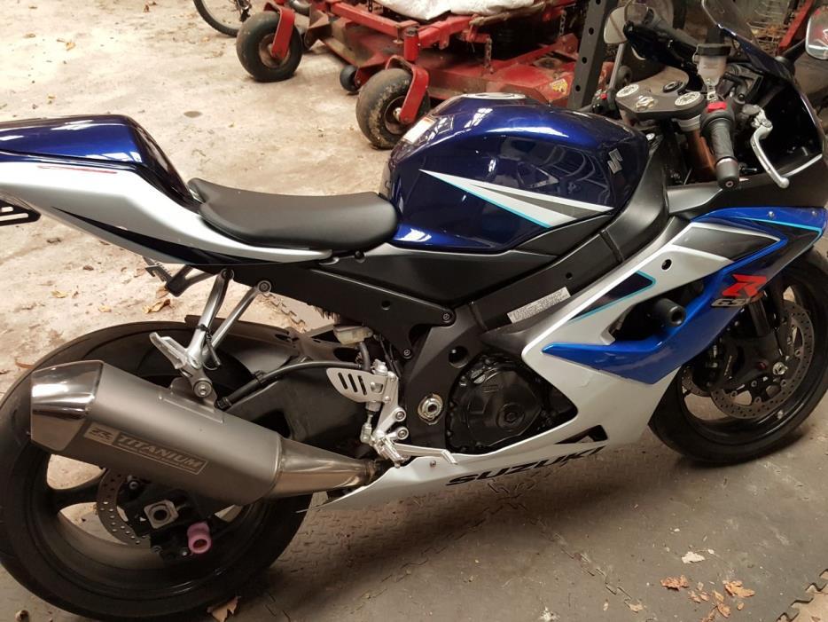 2006 Suzuki GSX-R 1000
