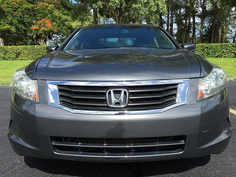 2008 Honda Accord Sedan 4d Sedan EX-L V6