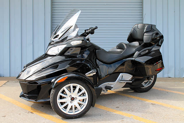 2016 Can Am SPYDER RT SM6