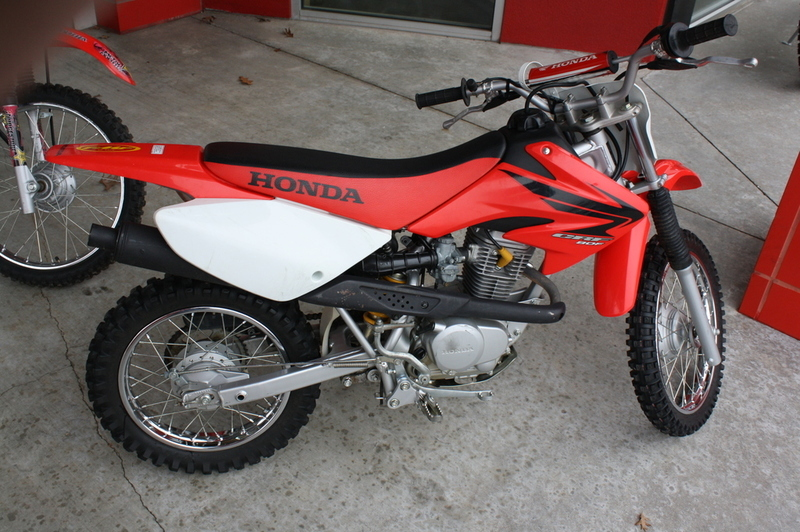 2007 Crf 80 Vehicles For Sale