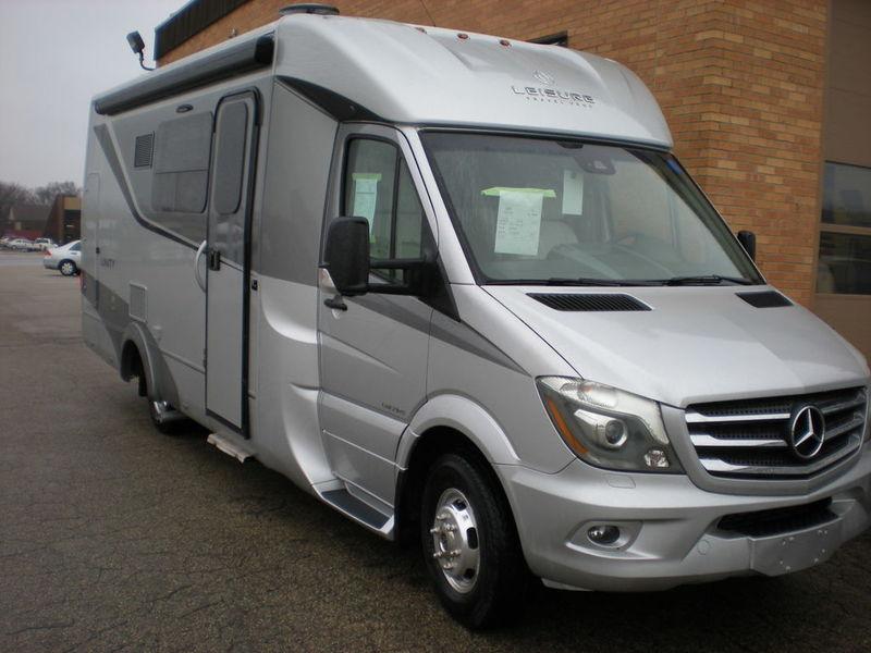 Leisure Travel Vans Unity U24mb Vehicles For Sale