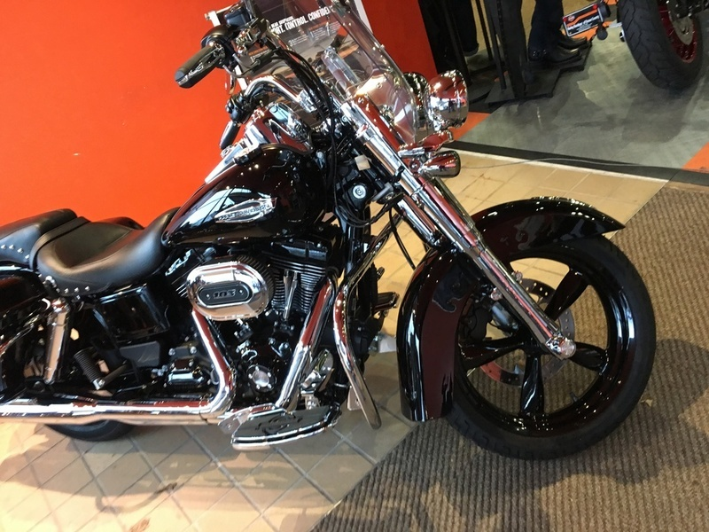 Dyna Engine Guard Black Powder Coated Motorcycles For Sale