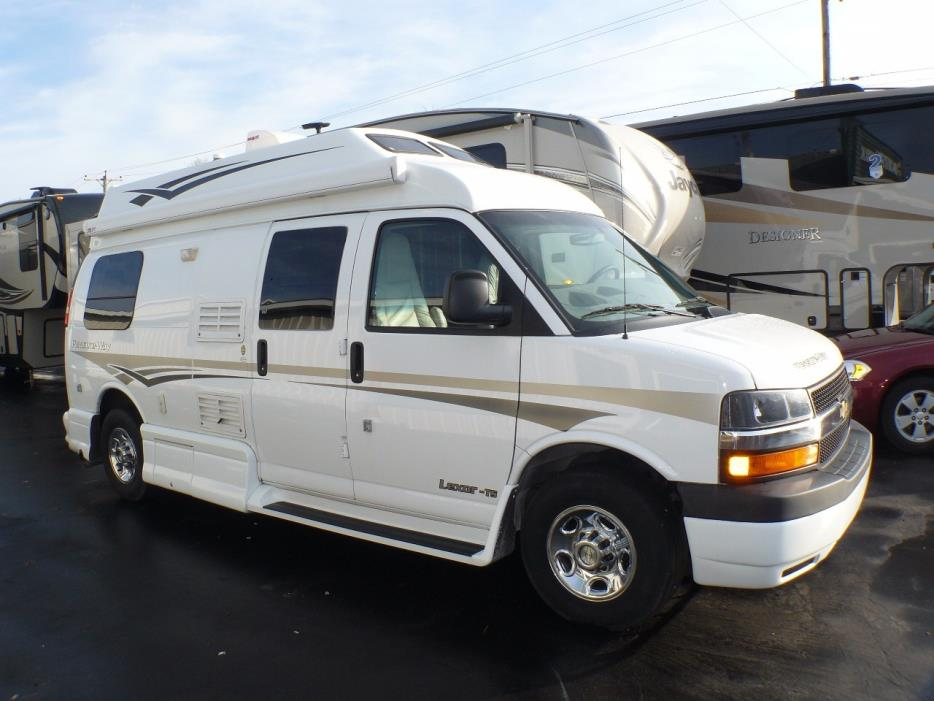 2011 Pleasure Way LEXOR TS