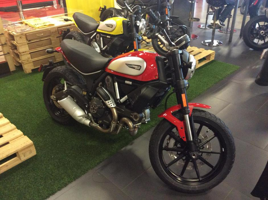 Ducati Scrambler 800 Icon Motorcycles For Sale In Belleville New Jersey