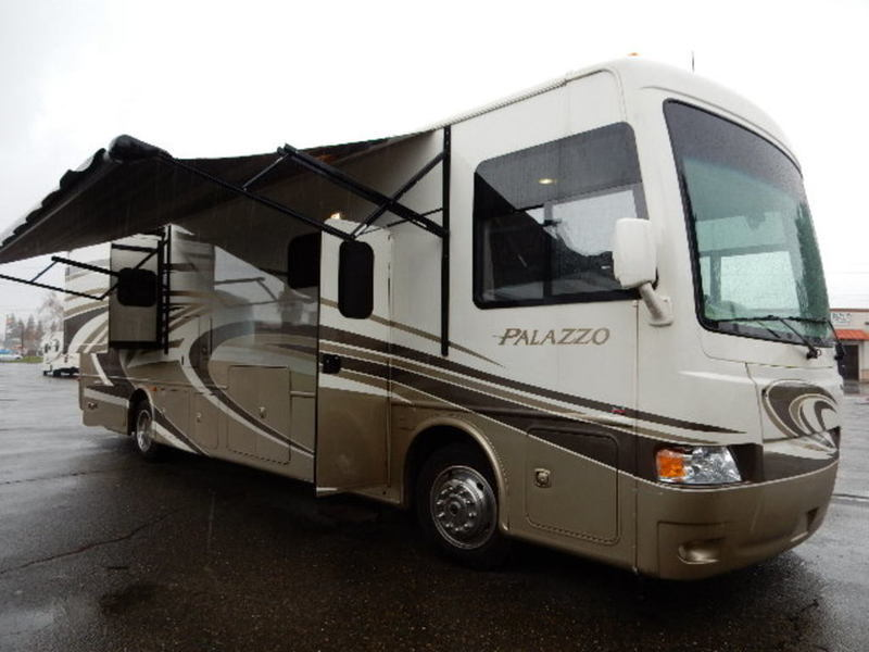 Thor motor coach palazzo rvs for sale in california for 2013 thor motor coach
