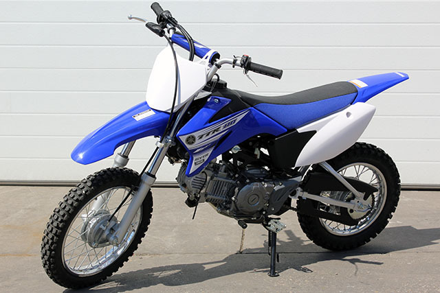 Yamaha ttr110 motorcycles for sale for Yamaha ttr models