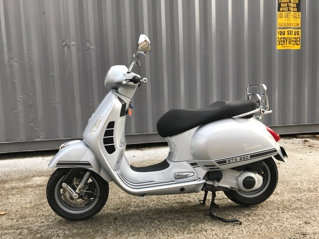 2007 vespa gts 250 vehicles for sale. Black Bedroom Furniture Sets. Home Design Ideas