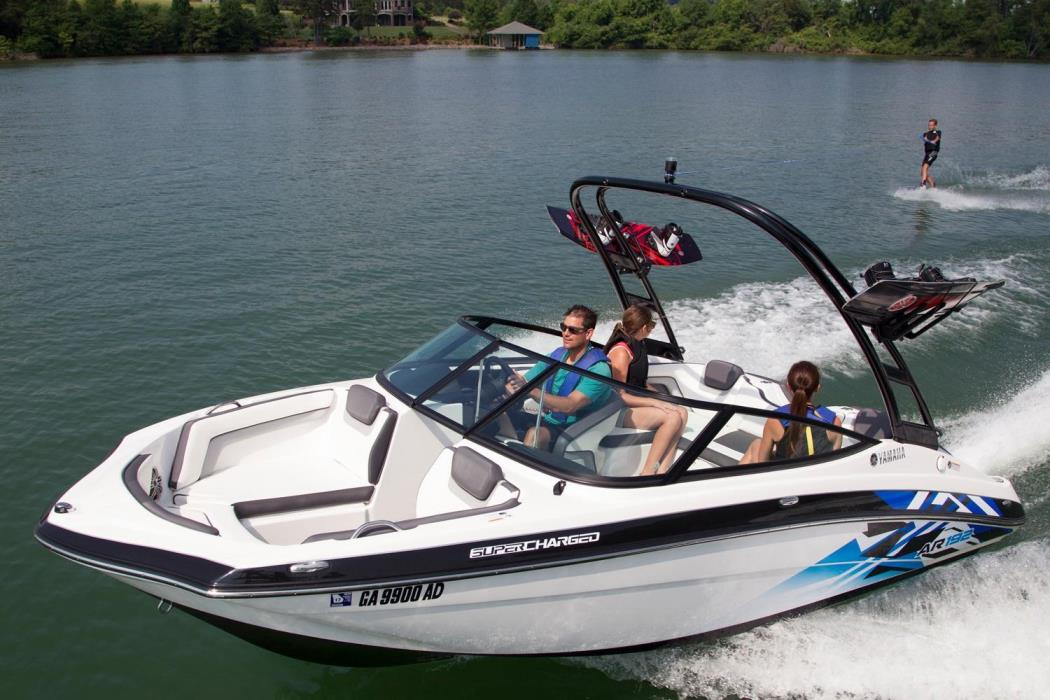 2015 yamaha ar 192 boats for sale for Yamaha jet boat reliability