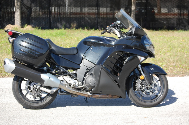 kawasaki concours 14 motorcycles for sale in jacksonville florida. Black Bedroom Furniture Sets. Home Design Ideas