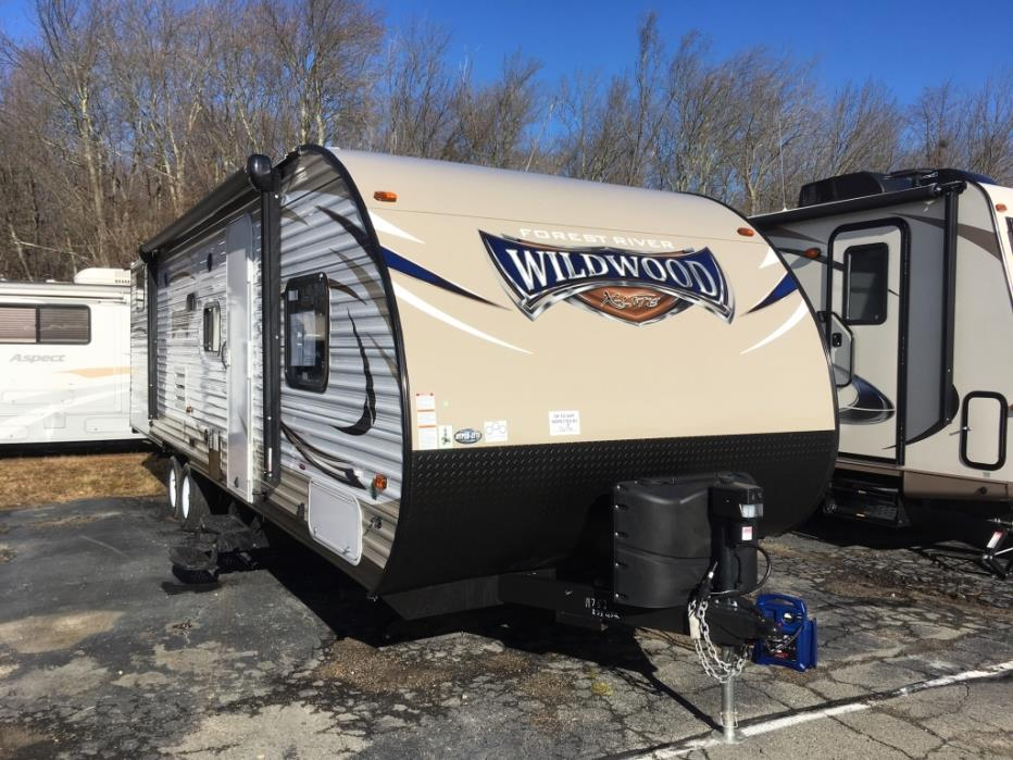 2017 Forest River Wildwood 273QBXL
