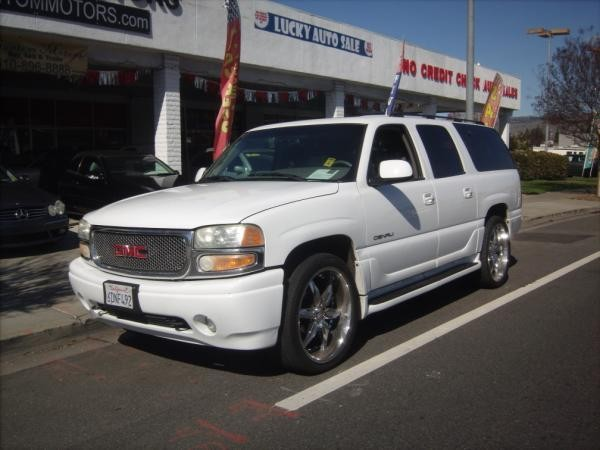 2001 GMC YUKON XL *FULLY LOADED, 3RD ROW*