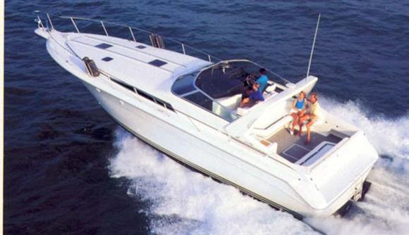 1991 Sea Ray 420