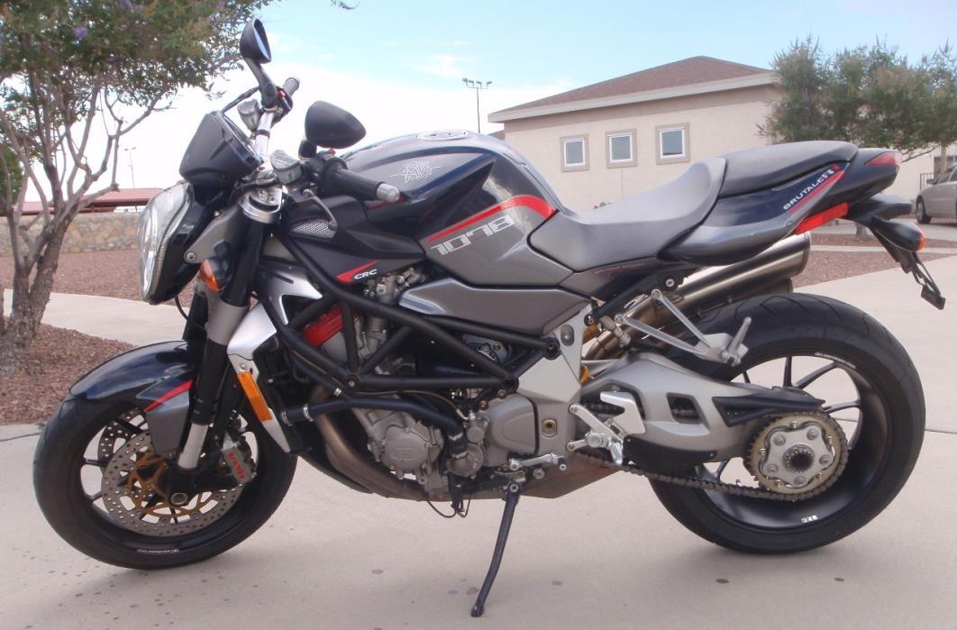 2009 Mv Agusta BRUTALE 1078RR