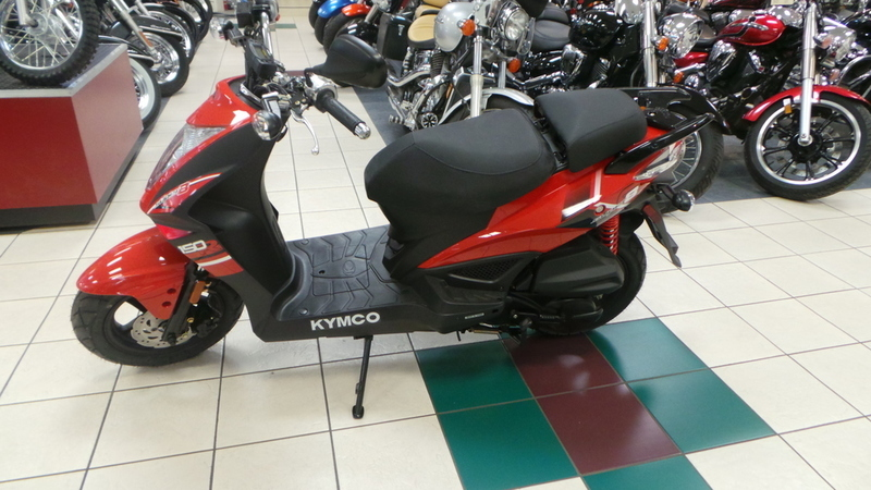 2015 Kymco Super 8 150 R