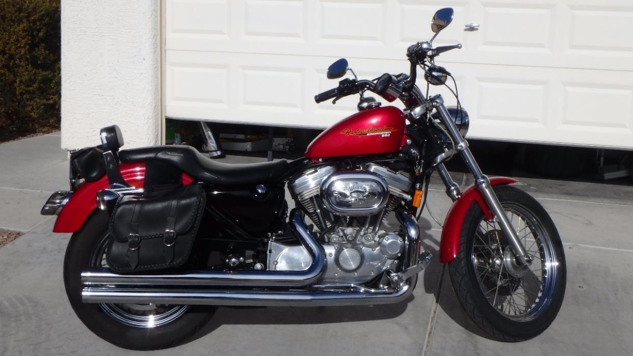 Honda Dealership Las Vegas >> 1995 Harley Sportster 883 Motorcycles for sale