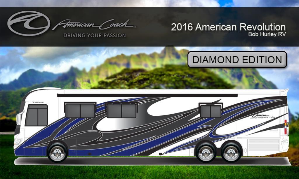 2016 American Coach American Revolution 42G DIAMOND EDITION