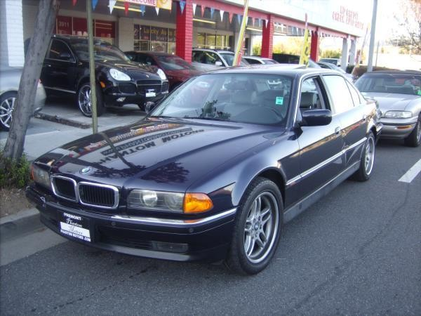 1997 BMW 740IL *LOW 90K MI, LOADED* (FINA