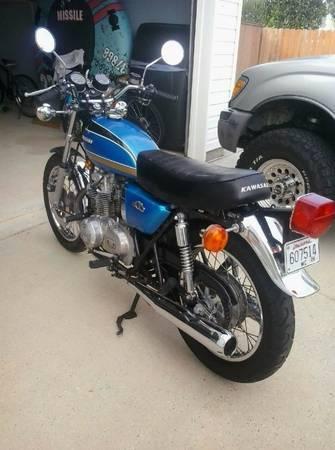 1975 Kawasaki KZ 400