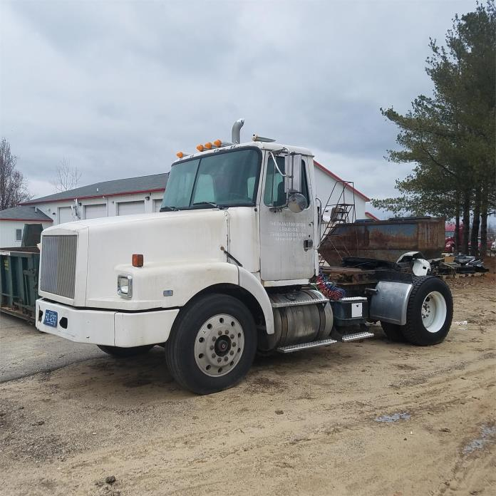 1993 White/Gmc Wg42t Conventional - Day Cab