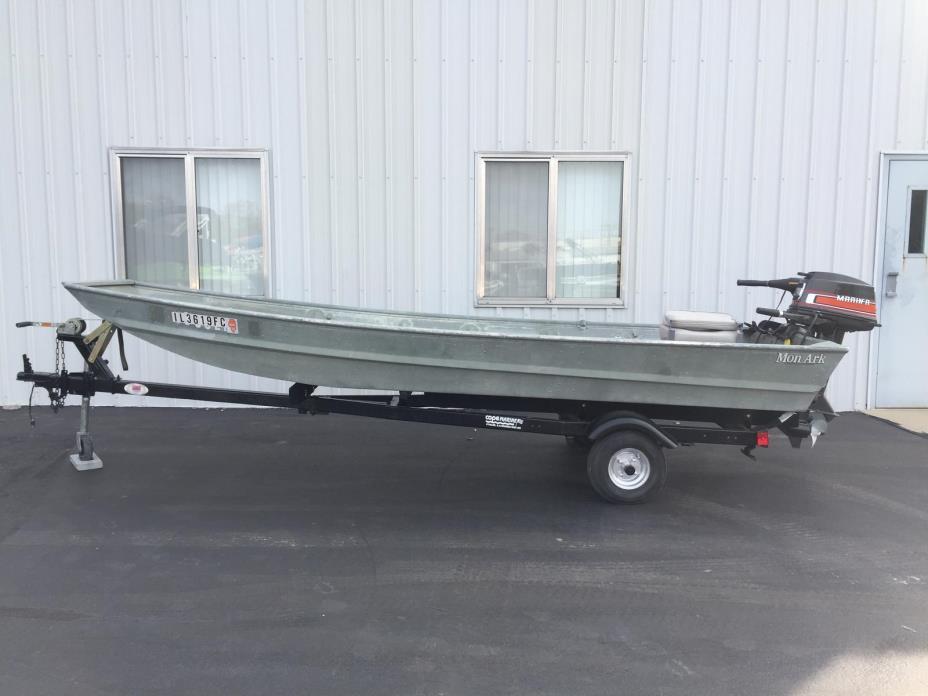Monark 1436 boats for sale for Monark fishing boats
