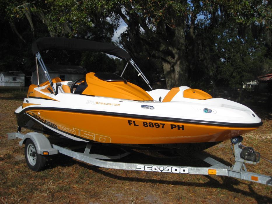 2012 Sea-Doo Sport Boats 150 Speedster