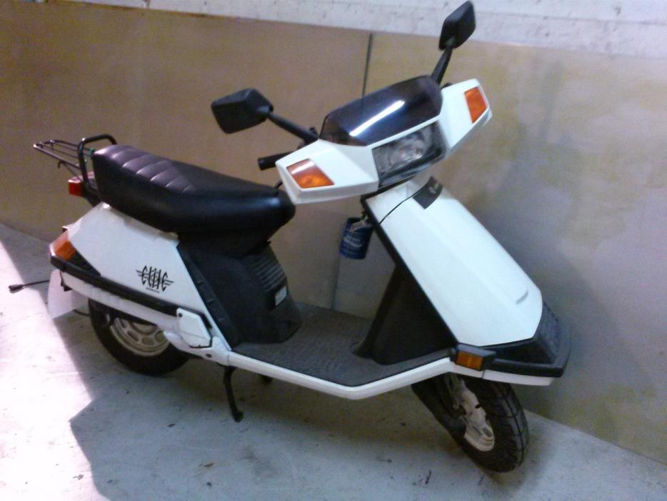 Honda Of Hattiesburg >> Honda Elite Ch80 motorcycles for sale