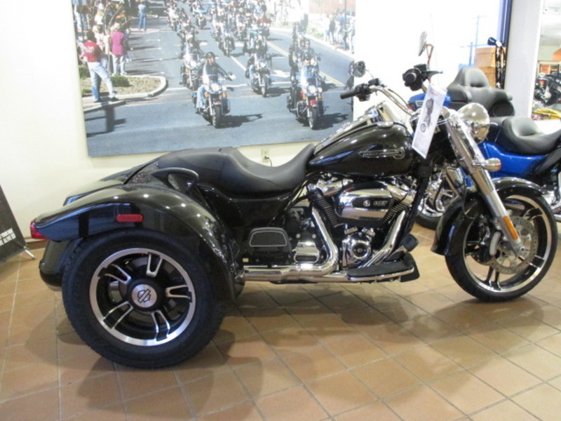 harley davidson flrt freewheeler motorcycles for sale in delaware. Black Bedroom Furniture Sets. Home Design Ideas