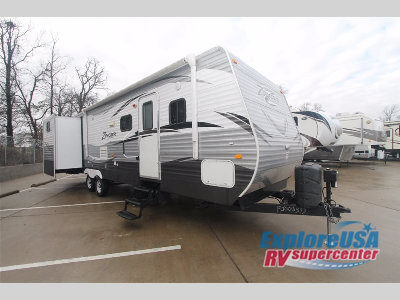 2015 Crossroads Rv Zinger 32DB