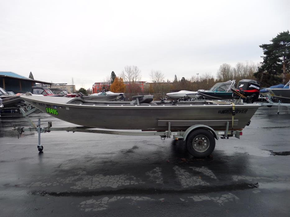 Aluminum Flat Bottom Boats for sale