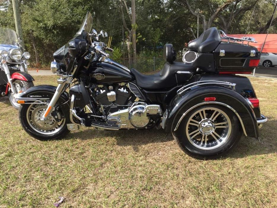 2012 Harley Davidson Triglide