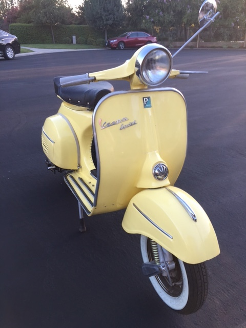 1965 vespa vehicles for sale