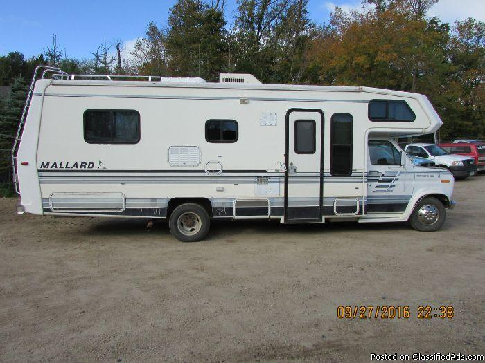 Motorhome Motorcycles for sale