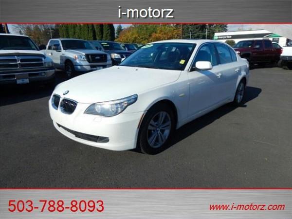 2009 BMW BMW 528XI AWD LOWMILES-EZ FINANCING